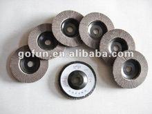 Flap polishing disc/Flap wheel
