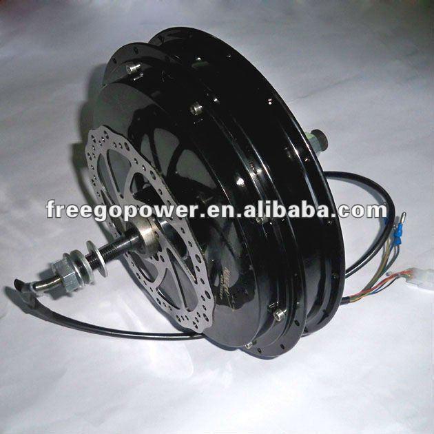 ev motor 48V 500W for electric bike