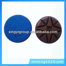 resin bond floor diamonds polishing pad