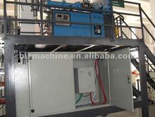 silicone rubber profile hose extruder machine