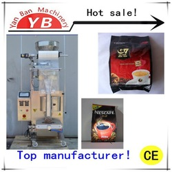 YB-688K Automatic 500g Coffee/Sugar Filling and Packing Machine