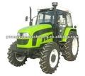 90hp hydraulique ferme tracteur avec des instruments
