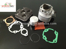 Motorcycle Parts Scooter Aluminum Cylinder Kit for JOG 70cc