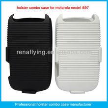 Fashionable holster belt clip case for Motorola nextel i897