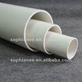 de tamaño completo de los tubos de pvc