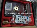 Dijital kapı kilidi, elektronik kilit gal-605a kimliği kartıile RFID ve uzaktan kumanda