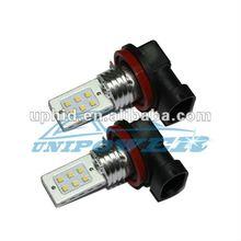 Hot selling LED car light High qulity12SMD LED H9 12W LED FOG light auto light samsung chips