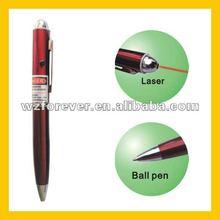 2 in 1 Metal Laser Pointer Pen