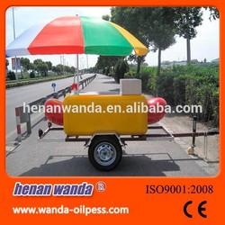 WANDA Food Van