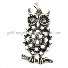 Jewelry accessory alloy bird wholesale