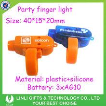 Cheap LED Flashing Mini Finger Torch