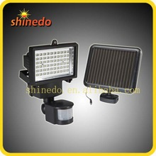 new design led solar sensor light