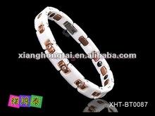 New tungsten ceramic bracelet fashion and health