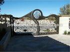 Decorative Wrought Iron Main Gate Design / wrought iron gates models/iron gate designs