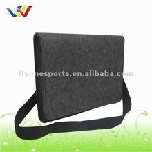 Men Shoulder Strap Felt Messenger Bag Wholesale