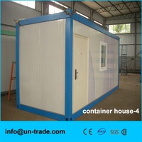anti earthquick prefabricated container house