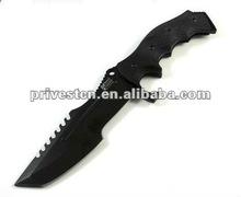 PK-5464 G10 handle black coating best folding knives