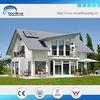 Light steel framing house France exported