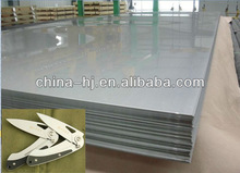 High quality 8Cr13 cold-rolled and hot rolled stainless steel plate--knife and Cutlery Steel