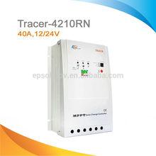 EPsolar mppt solar charge controller/regulator 12v 24v 40amp