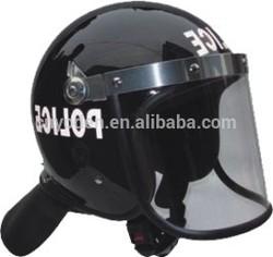 RD-01ARH Anti riot police helmet Tactical riot helmet ISO standard