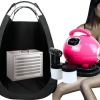 professional HVLP body spray tanning kit - new model