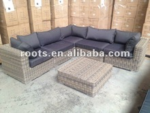 poly rattan patio garden wicker furniture living furniture