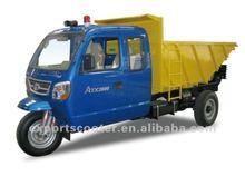 Diesel engine cargo tricycle supplier 3P51400 3 wheel bikes africa