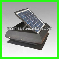 Attic Energy-saving Solar fan With battery,Can recharge