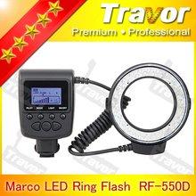Hot selling RF-550 series for canon nikon sony olympus camera flash led