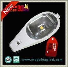 bridgelux 50w high power super bright outdoor solar 2012 new design aluminium housing led street lighting shenzhen