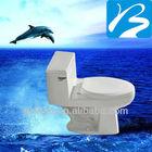 Ceramic Siphon Flushing Toilet Pots