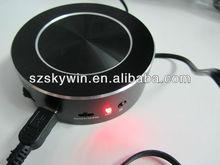2012 5W colorful FM TF card mini speaker