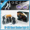 Hot selling led car logo door light, 3G 4G 5G 6G 3w cree car led logo lights,waterproof led ghost shadow car logo light
