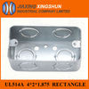2014HOT Galvanized Steel Rectangular electrical case