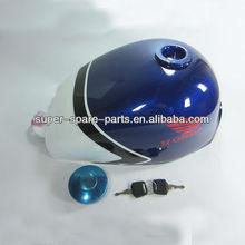 china hotsale high quality monkey bike aluminum diesel fuel tanks