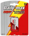 6LR61 9V Super Alkaline Battery