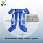 beauty salon use infrared slimming body wrap