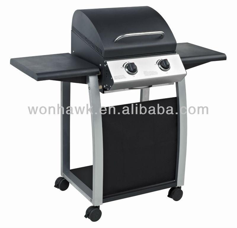 portable grill barbecue à gaz weber extérieur avec table pliable ...