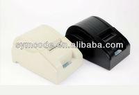 Cheap black/white usb port 2' 58mm impact/matrix pos machine and receipt printer