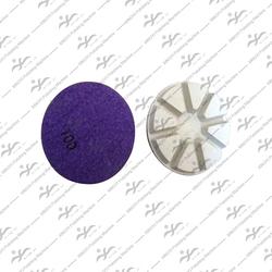 concrete abrasive grinding pad