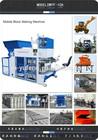 Hollow block making machine,egg laying concrete block machine,mobile block machine DMYF-10A