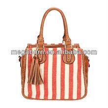 2013 Latest Elegant Canvas Women Bags(MBNO024116)