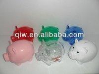 Fashion novelty piggy bank