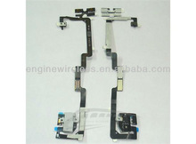 repair parts for iphone 4 earphone flex cable CDMA black