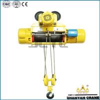 5 Ton CD High Quality Electric hoist/ electric winch