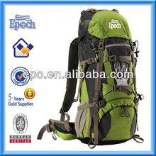 Outdoor 600D polyester trekking bag,camping backpack,camping bag