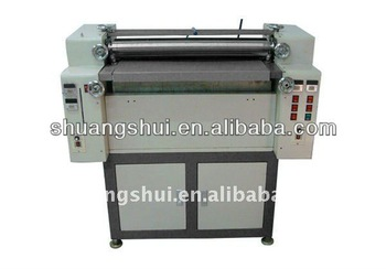 High quality 24 inches Hot Melt Glue machine for PVC sheet(Double-sides )