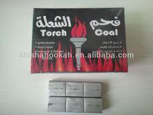 Torch coal