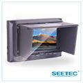 Mini seetec 5 fpv pulgadas monitor para traje sistema pfv& transmisor